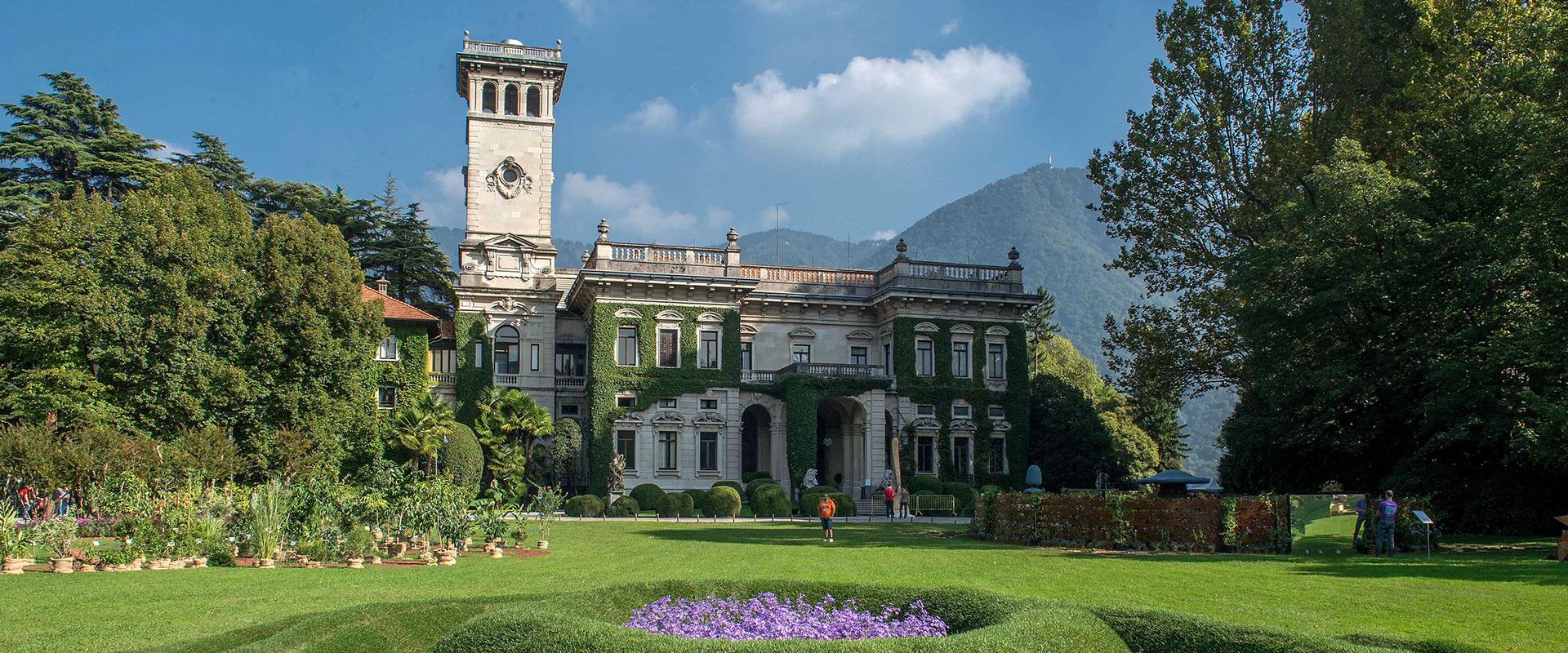Villa Erba Cernobbio Eventi